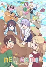 New Game! 2ª Temporada Completa Torrent Legendada