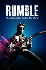 Rumble: The Indians Who Rocked the World  Cover