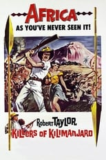 Killers Of Kilimanjaro (1960) box art