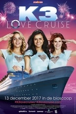 Poster van K3 Love Cruise