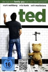 Filmposter: Ted