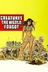 Creatures the World Forgot (1970) Box Art