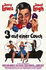 Drei auf einer Couch