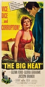 The Big Heat (1953) Box Art