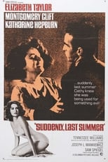 Suddenly, Last Summer (1959) Box Art