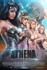 Image Athena, the Goddess of War