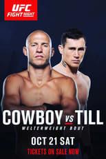 UFC Fight Night 118: Cerrone vs. Till