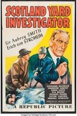 Scotland Yard Investigator (1945) Box Art