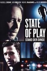 Filmposter: State of Play - Stand der Dinge