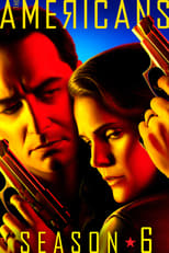 The Americans 6ª Temporada Completa Torrent Dublada e Legendada