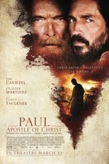 Poster for Paul, Apostle of Christ
