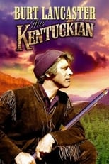 The Kentuckian (1955) Box Art