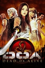 Poster for DOA: Dead or Alive