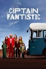 Captain Fantastic (2016) Box Art