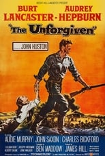 The Unforgiven (1960) Box Art