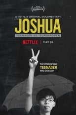 Poster for Joshua: Teenager vs. Superpower