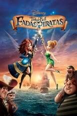 Tinker Bell: Fadas e Piratas (2014) Torrent Dublado e Legendado