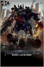 Filmposter: Transformers 3