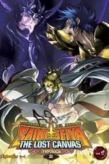 Seinto Seiya The Lost Canvas – Meio Shinwa 2ª Temporada Completa Torrent Dublada e Legendada