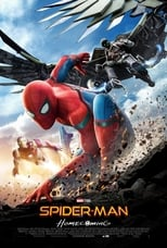Spider-Man: Homecoming: Begeistert von seiner Erfahrung mit den Avengers, kehrt Peter nach Hause zurück, wo er mit seiner Tante May unter dem aufmerksamen Blick seines neuen Mentors Tony Stark lebt. Peter versucht, zurück in seine normale Tagesroutine zu fallen, doch er wird von dem Gedanken abgelenkt, zu beweisen, dass er mehr ist als die freundliche Spinne aus der Nachbarschaft. Doch als Vulture als neuer Bösewicht die Bildfläche betritt, ist alles, was Peter wichtig ist, bedroht…