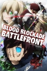 Blood Blockade Battlefront: Season 1 (2015)