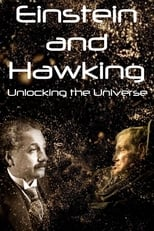Image Einstein and Hawking: Unlocking the Universe
