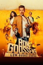 Poster for Ron Goossens, Low Budget Stuntman