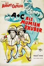Abbott & Costello als Mumienräuber
