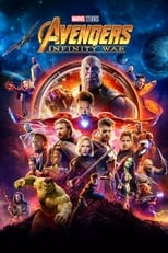 Avengers: Infinity War: Der mächtige Titan Thanos (Josh Brolin) hat es sich zur Aufgabe gemacht das halbe Universum auszulöschen. Um diesen perfiden Plan Realität werden zu lassen, benötigt er allerdings zuerst alle sechs  Infinity-Steine, die ihm in Verbindung mit einem speziell gefertigten Handschuh, gottgleiche Kräfte verleihen. Da sich unglücklicherweise auch auf der Erde zwei dieser Steine befinden, betraut er seine treu ergebene Black Order mit deren Beschaffung. Während die zerrütteten Avengers ihre jüngsten Unstimmigkeiten hinter sich lassen müssen, um sich der wohl größten Gefahr seit ihrer Gründung entgegenzustellen, werden die Guardians of the Galaxy auf Umwegen zum unerwarteten Verbündeten...