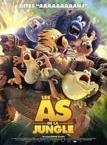 Les As de la jungle Le film (2017)