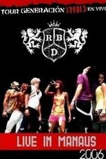 RBD - Live In Manaus