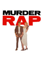 Official movie poster for Murder Rap (1987)