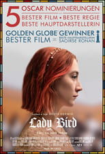 Filmposter Lady Bird