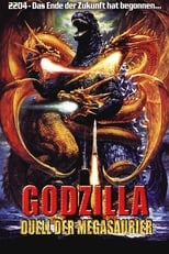 Godzilla - Duell der Megasaurier