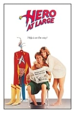 Poster for Hero at Large