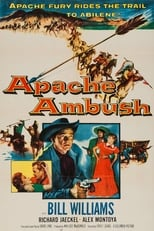 Apache Ambush (1955) Box Art