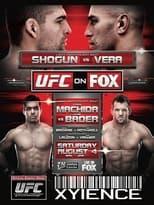 UFC on Fox 4: Shogun vs. Vera