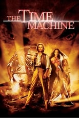 Official movie poster for The Time Machine (2002)