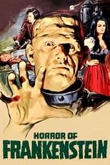 Horror of Frankenstein (1971) Box Art