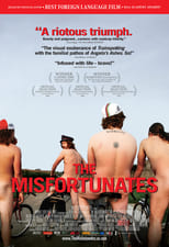 Poster for The Misfortunates