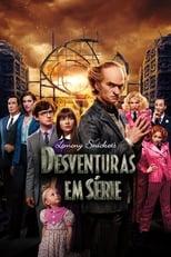 Lemony Snicket Desventuras em Série 3ª Temporada Completa Torrent Dublada e Legendada