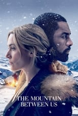 Poster for The Mountain Between Us
