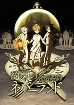 Yakusoku no Neverland 1ª Temporada Completa Torrent Legendada