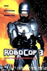 VER RoboCop 3 (1993) Online Gratis HD