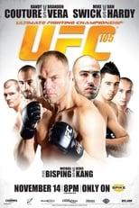 UFC 105: Couture vs. Vera