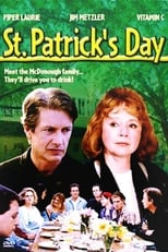 Official movie poster for St. Patrick