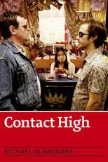 """Contact High: Hans Wurst und Max Durst basteln an ihrer Karriere als Buffetmagnaten, der Kleinkriminelle Schorsch will eigentlich nur Autorennen schauen, was Mao eigentlich könnte, müsste sie nicht auf die Tochter einer Freundin aufpassen, während Harry sich am liebsten mit seinen blonden Mechanikern vergnügen würde.Aber Woytilas Tasche macht allen ein Strich durch die Rechnung.Bald fliegen sie durch polnische Nächte, sehen Hunde, Schweine und Schwertfische und wundern sich, als sie einen Schaffner sagen hören:""""Nächste Haltestelle: Drogomysel!"""""""