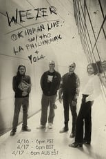 Poster Image for Movie - Weezer: OK Human Live with the L.A. Philharmonic + Y.O.L.A.