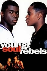 Official movie poster for Young Soul Rebels (1991)