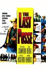 The Last Posse (1953) Box Art
